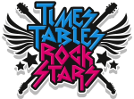 Link to Times Tables Rock Stars login page